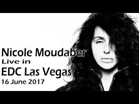 Nicole Moudaber @ Electric Daisy Carnival 2017 (EDC) Las Vegas [16 JUN 2017]
