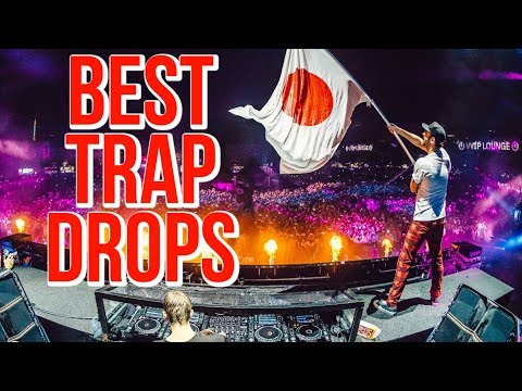 Best Trap Drops - @ Ultra Japan 2017 | The Chainsmokers, Hardwell, Knife Party, Nicky Romeo,...