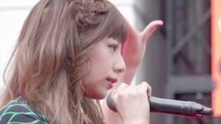 渋谷音楽祭。文化村通り特設ステージでのライブ・パフォーマンス。 1.Wa...