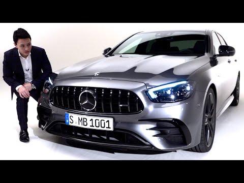 2021 Mercedes E