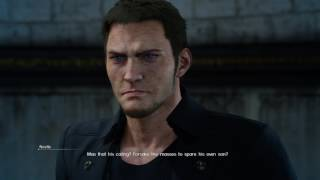 FFXV - Cor Leonis, Noctis' Resolve and the Sword of the Wise