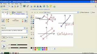 Math65-Graphing Systems of Equations