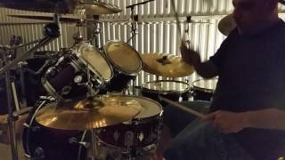 Linkin Park Papercut Drum Cover  (Chester Bennington Tribute )