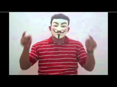 Mensaje De Anonymous Para Colombia