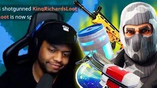 King Richards Loot Montage