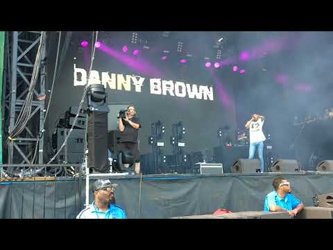 Danny Brown - Monopoly Live ACL Fest - 10/08/17