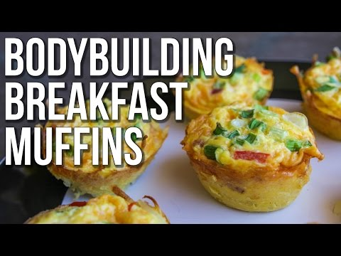 Small Quiche Cups – Healthy High Protein Grab Go Snack