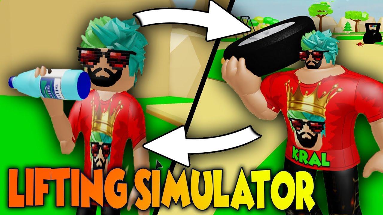 Download YENİ KAS SİMULASYONU | HAN KANALIN BÜYÜK DEĞİŞİMİ |💪🏻 ROBLOX Lifting Simulator 💪🏻