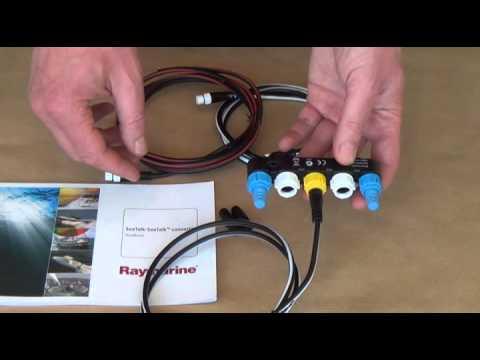 Raymarine SeaTalkng Starter Kit