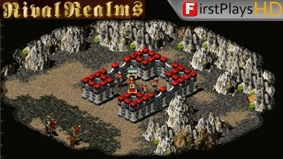 Rival Realms (1998) - PC Gameplay / Win 10