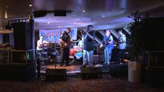 Legendary Blues Cruise #20 Crows Nest Jam 1-24-13 Late Evening