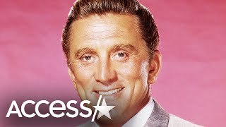 Remembering Kirk Douglas: The Hollywood Icon's Life And Legacy