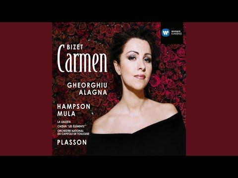 Carmen, Act III: Entr'acte