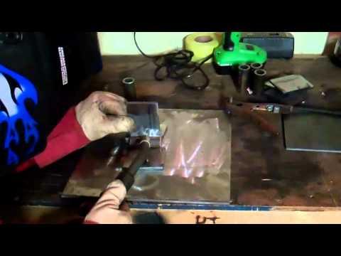 How to make Reactive steel pistol targets