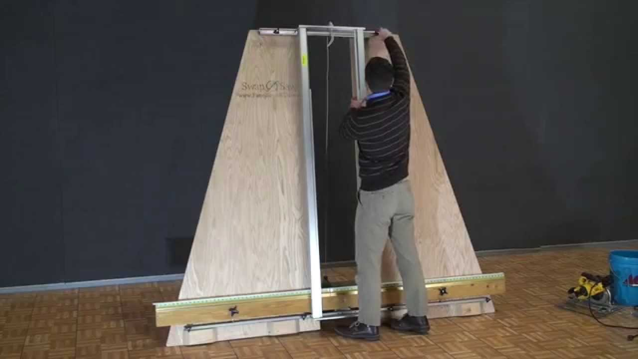 Swapsaw 5 Minute Portable Panel Saw Disassembly Youtube