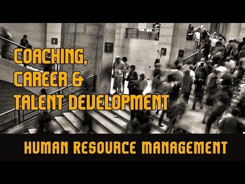 Coaching Career Talent Development Human Resource Management