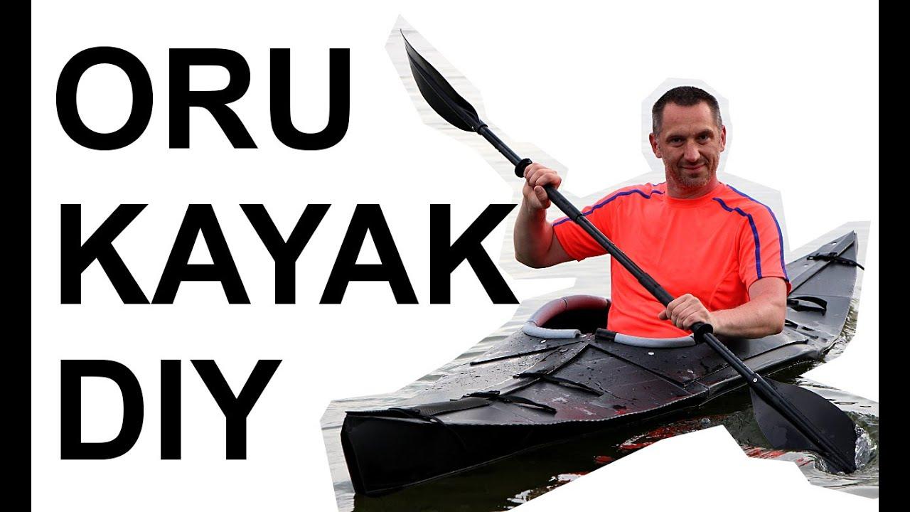 Oru Coast Origami Kayak | HiConsumption | 720x1280