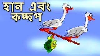 হান এবং কচ্ছপ - Bangla Golpo গল্প | ঠাকুরমার ঝুলি 2018 | Bangla Cartoon | নতুন রুপকথার গল্প