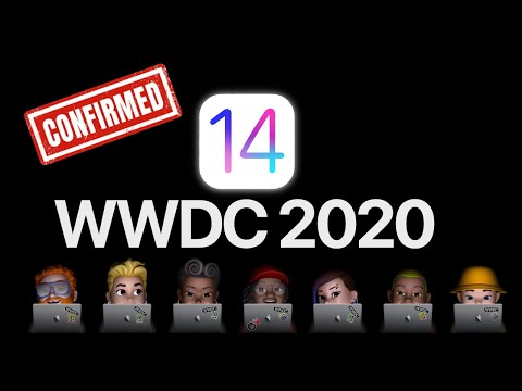 iOS 14 Beta 1 Release Date & WWDC 2020 Announcement!