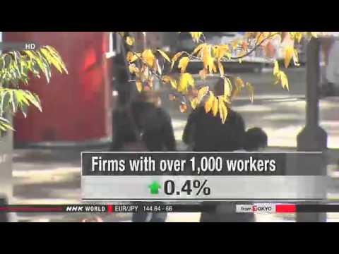 Starting salaries higher for 2014 college grads   News   NHK WORLD   English