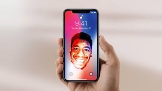 iPhone X — A Guided Tour Parody