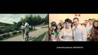 Vadim + Marina - Pre-wedding story- REACTION(Реакция молодоженов при просмотре своего предсвадебного ролика))) vimeo.com/23710771 место съемки: Новоселица,..., 2011-05-17T00:57:37.000Z)