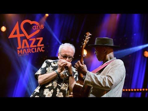 "Eric Bibb & Jean-Jacques Milteau ""Bourgeois Blues"" @Jazz_in_Marciac 2017"