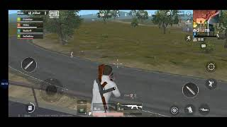 Pubg mobile game with a to Z song