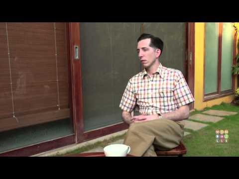 Pokey LaFarge Interview (Part 2) | Windmills Craftworks, Bengaluru, India