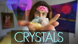 Crystals! (What They Are & How They Help Us)