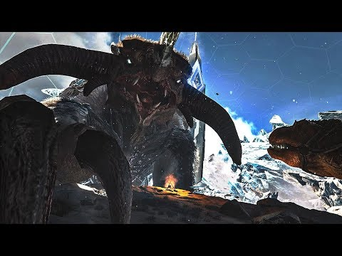 ARK EXTINCTION TRÁILER REVELACIÓN Y REACCIÓN!! Ark: Survival Evolved