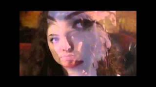 Glory and Gore -Lorde (music video) short thumbnail