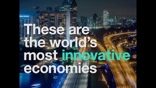 These are the world´s most innovative economies