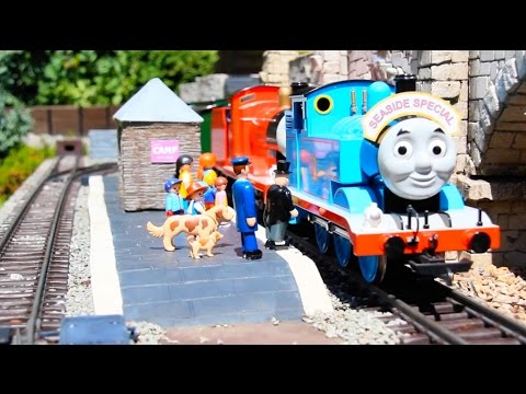 Thomas and the Seaside Special