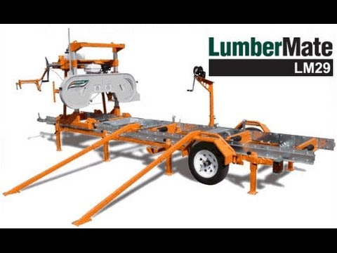 Timbery M285 Portable Sawmill Affordable Sawing