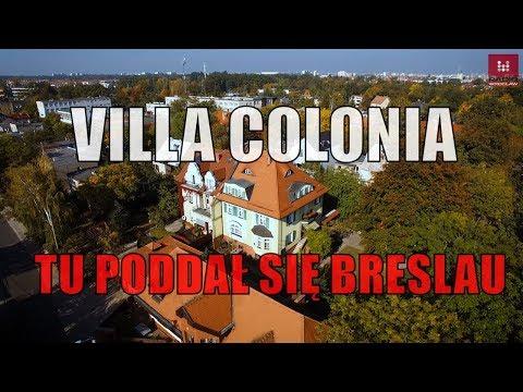 Villa Colonia - Tutaj Poddał Się Breslau