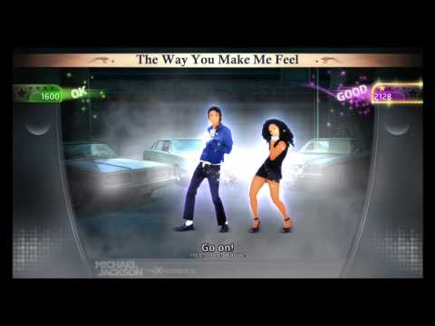 Michael Jackson The Experience - The Way You Make Me Feel