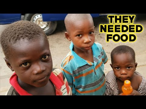 How i Spend A DAY With The HOMELESS KIDS in AFRICA ( Real Social Experiment) | Prank Africa