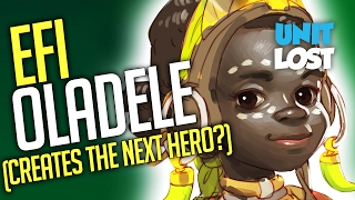 Overwatch - Efi Oladele NOT the Next Hero! (Her Creation Is?!)