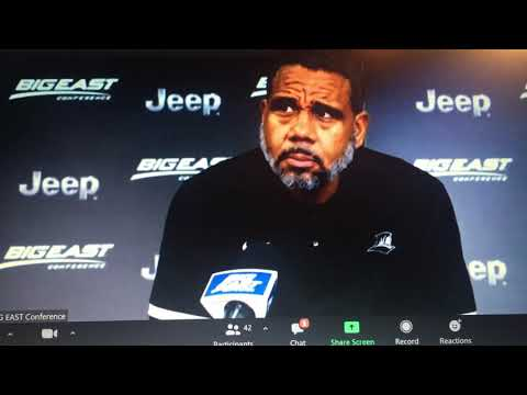 Ed Cooley after DePaul loss: 'There will be changes.'