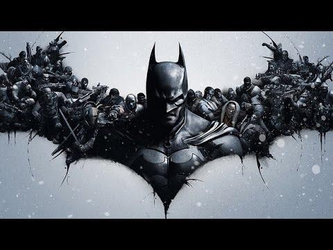 """Arkham Origins: I Am The Night - Part 2 """"Bat vs Terminator"""""""
