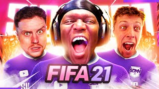ROAD TO RAGE QUIT! (Sidemen FIFA 21 Pro Clubs)
