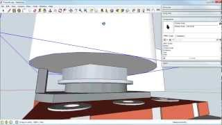 Beginner's Course In Sketchup, Modeling A 125b Guitar Pedal Enclosure