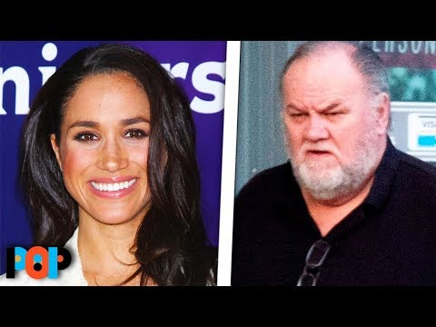 Meghan Markle's Dad NOT Attending Royal Wedding Due To Heart Surgery