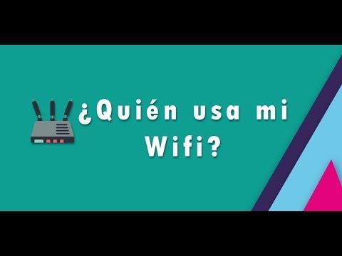 Resultado de imagen de ¿Quién está en mi WiFi?