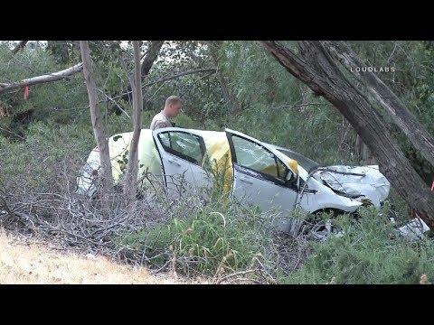 Double Fatal Freeway Crash / Santa Clarita 5 12 18