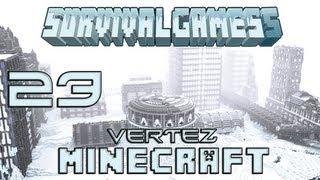 Igrzyska Śmierci - #23 - Vertez - Śnieżny Świat - Minecraft -