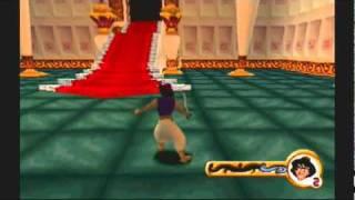 Ps1 game: Aladdin In Nasira's Revenge- Sultan's Palace P2