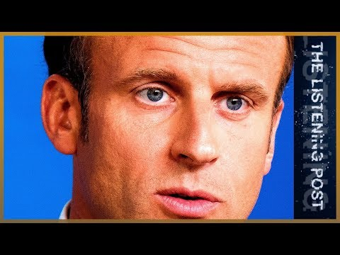 France | Macron's new media strategy  | The Listening Post (Feature)