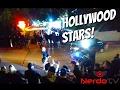 HOLLYWOOD TV STARS on SUNSET STRIP!